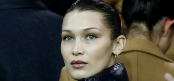 Bella Hadid: 'I had more beauty insecurities growing up than probably anybody'