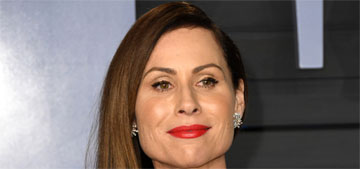 Minnie Driver: 'Having a TV in your bedroom puts you in the wrong mood'