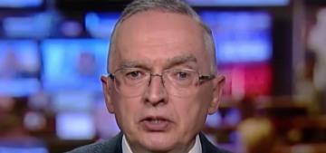 Lt. Col. Ralph Peters leaves Fox News by calling it a 'propaganda machine'