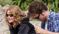 OK!: Emilie de Ravin comes between Robert Pattinson & Kristen Stewart