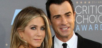 Jennifer Aniston & Justin Theroux 'have rarely spoken' since they split in February
