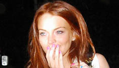Lindsay Lohan said Justin Timberlake cheated because he shunned her