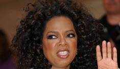 Oprah loses her lesbian diaries & treats her staff to $1 million vacation