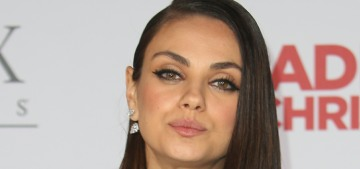 Mila Kunis on her son & daughter: 'The truth is, women are smarter than men'