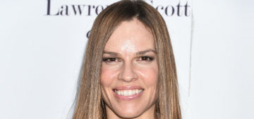Hilary Swank took three years off acting to help her dad after a lung transplant