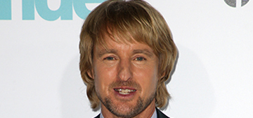 Owen Wilson smoked a cigarette indoors and got a whole hotel evacuated