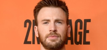 Chris Evans confirms that he & Jenny Slate broke up (again) 'recently'