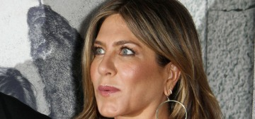 People: Jennifer Aniston is fine, she & Justin Theroux 'won't get back together' just FYI