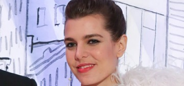 Charlotte Casiraghi is apparently engaged to Dimitri Rassam, her boyfriend of one year