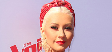 Christina Aguilera on an ex who turned out to be gay: 'It was heartbreaking'
