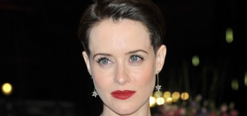 Claire Foy is 'not surprised' that 'The Crown' pay disparity issue is seen as 'odd'