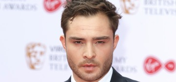 Ed Westwick deleted his rape-denials from social media as the DA reviews his case