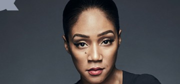 Tiffany Haddish reveals that an unnamed actress 'bit Beyonce in the face'