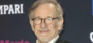 Steven Spielberg doesn't believe Netflix films should qualify for Oscars