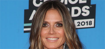 Heidi Klum's new boyfriend is 28, which is younger than her last one