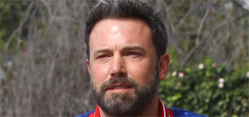 Ben Affleck & Lindsay Shookus are together in Hawaii, but are 'not rushing anything'