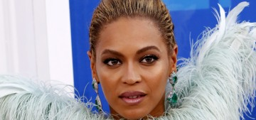Beyonce thinks it's 'sweet' that we care so much about who bit her face