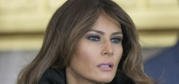 Melania Trump is 'very, very unhappy with her life' & wants to get away?
