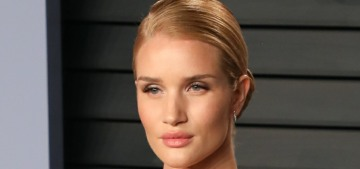 Rosie Huntington-Whiteley on social media: 'I'm really pleased I lived pre-all of this'