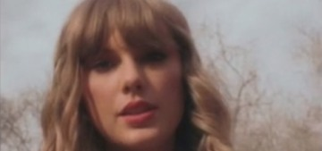Taylor Swift drops a second video for 'Delicate', all shot in one take in a backyard