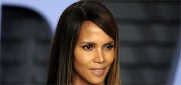 Halle Berry's five day a week workout is intense and her trainer is really hot