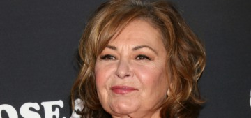 Roseanne Barr: The call from Donald Trump was 'the most exciting thing ever'