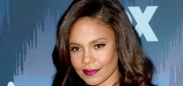 Page Six: Sanaa Lathan was absolutely the 'bitch on drugs' who bit Beyonce