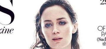 Emily Blunt moved to Brooklyn so her daughters 'can be interesting & interested'