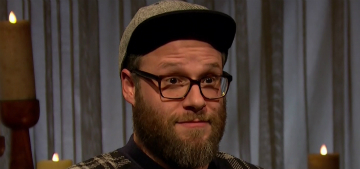 Seth Rogen got sold to Netflix for April Fool's Day