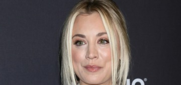 Blind item: who is the cheap, bad-tipper guy that Kaley Cuoco dated in 2004?