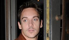 Jonathan Rhys Meyers detained after drunken airport fight