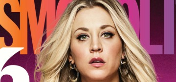 Kaley Cuoco thought she 'wouldn't get married again. My ex ruined that word for me'
