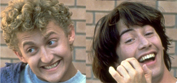 Is Bill and Ted's Excellent Adventure 3 coming? Keanu Reeves & Alex Winter are game