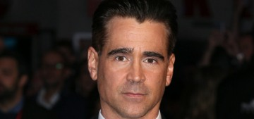 Colin Farrell checked himself into rehab, more than a decade since getting sober