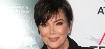 Page Six: Kris Jenner is now going to manage Kanye West & Travis Scott