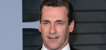 Jon Hamm on his fraternity hazing past: 'I don't want to give it any more breath'