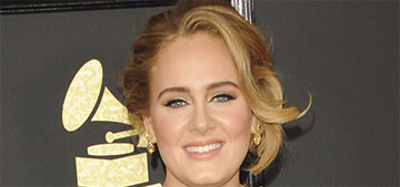 Adele officiated her best friend's wedding and performed afterwards
