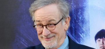 Steven Spielberg says the time has come for Indiana Jones to become Indiana Joan