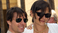 Does Tom Cruise want Katie Holmes to do a Judy Garland dance tribute?