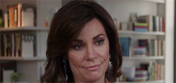 Luann de Lesseps drank in the mornings 'to function,' doesn't know if she's alcoholic