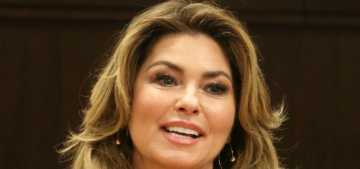 Shania Twain had Lyme disease and it damaged her vocal cords