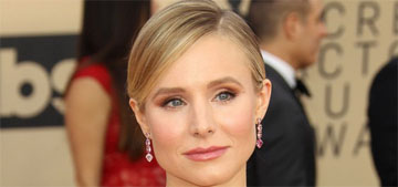 Kristen Bell: Channing Tatum and Jenna's split 'might be healthiest thing'
