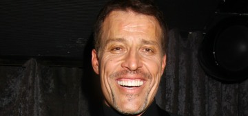 Tony Robbins apologizes, claims: 'I agree with the goals of the #MeToo movement'