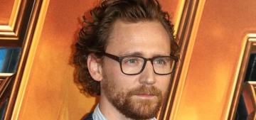 Please don't put Tom Hiddleston & Benedict Cumberbatch with Tom Holland