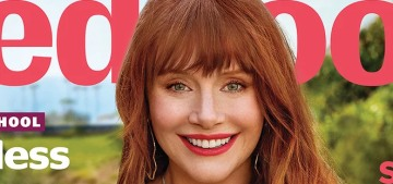 Bryce Dallas Howard never had a trust fund, was forced to get a job at 14