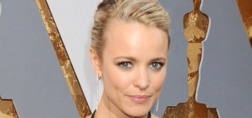 Rachel McAdams & screenwriter Jamie Linden welcomed a baby boy at some point