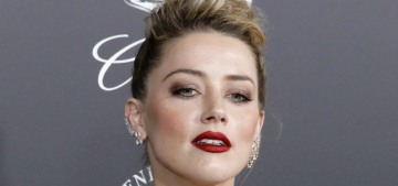 Amber Heard really did donate her $7 million divorce settlement to charity, just FYI