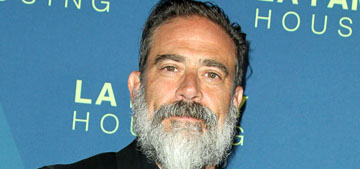 Jeffrey Dean Morgan: 'I delivered' both of my children with Hilarie Burton