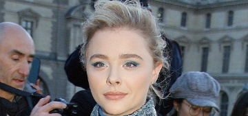 Is Chloe Moretz hinting that Brooklyn Beckham cheated on her?