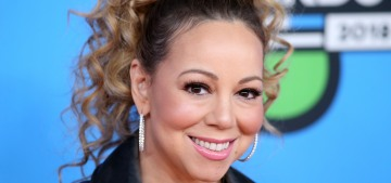 People: Mariah Carey was diagnosed with bipolar disorder back in 2001